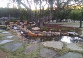 San Antonio Water Features