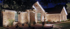 Outdoor Lighting System Install San Antonio
