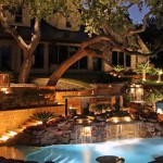 Lighting Systems Pool Surround