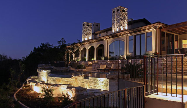 Trying To Install An Outdoor Lighting System Without A Custom Tailored Design Is Like Build House Set Of Architectural Plans