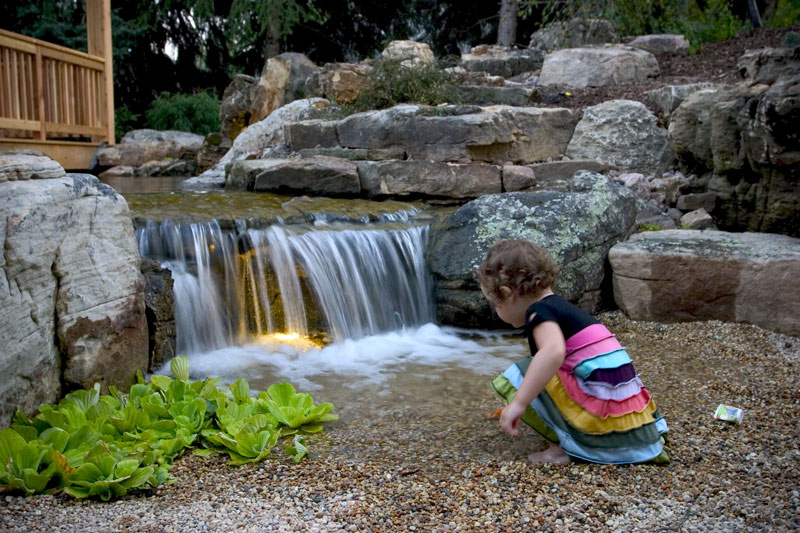 San Antonio Water Features, Waterfall Build in San Antonio, San Antonio Pond Builders