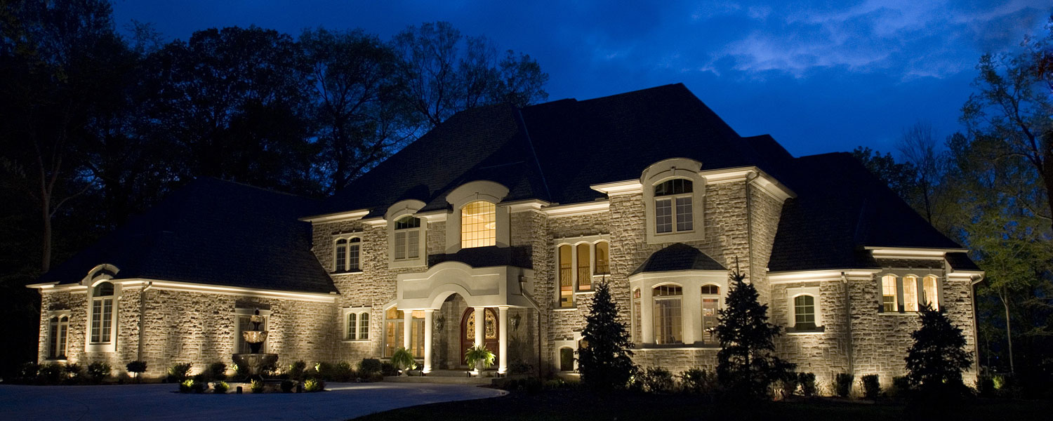 Outdoor Lighting San Antonio Landscape