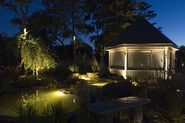 Welcome Spring with New Outdoor Lighting